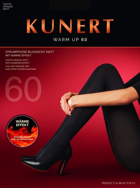 Kunert Warm up 60 opaque winterpanty