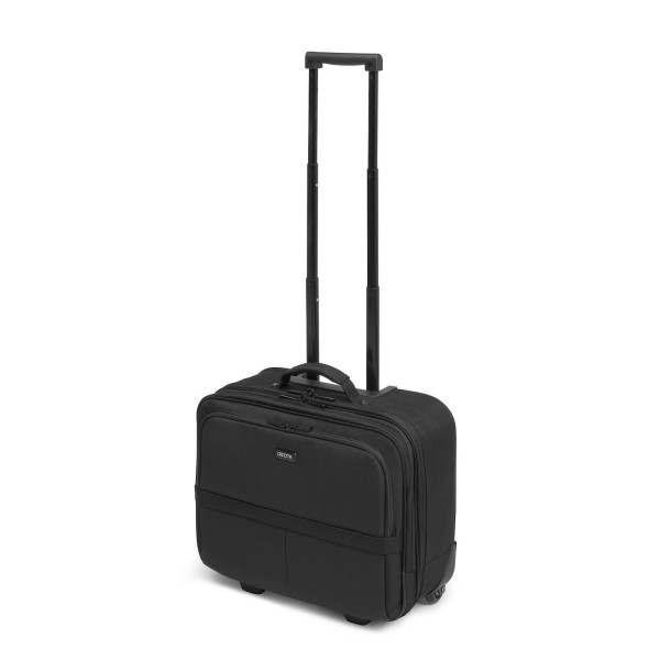 Laptop trolley Dicota Laptop Trolley 14-15.6 inch Eco Multi Roller SCALE Zwart