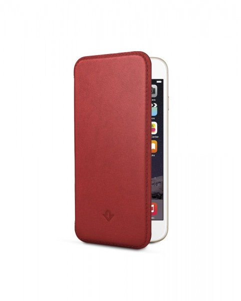 iPhone hoesje Twelve South SurfacePad iPhone 6/6S Plus Red