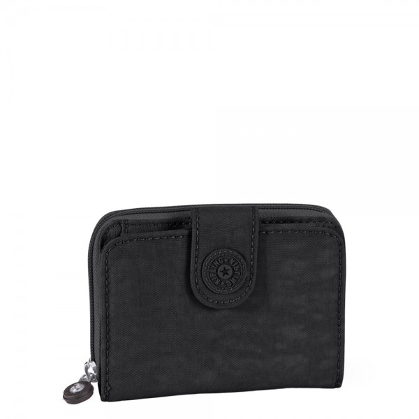 Kipling New Money Portemonnee black