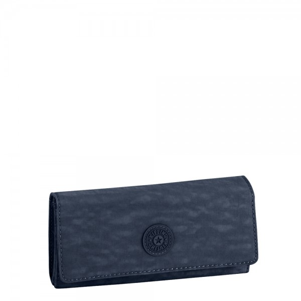 Kipling Brownie Portemonnee true blue