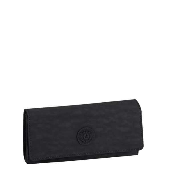 Kipling Brownie Portemonnee black