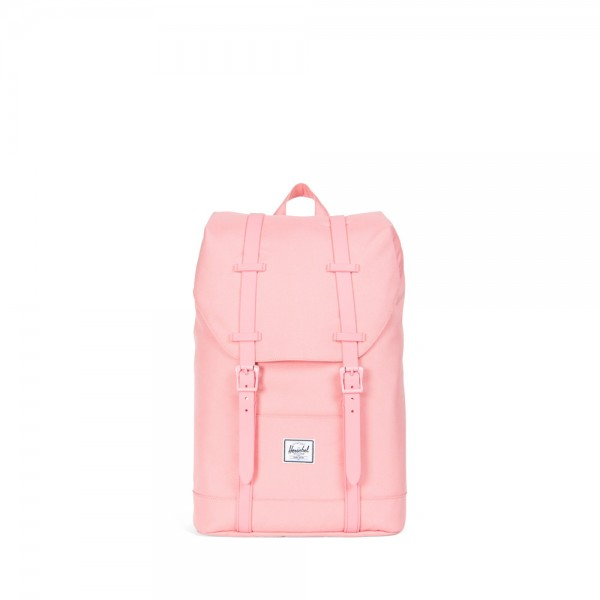 Herschel Supply Co. Retreat Youth Rugzak Strawberry Ice Rubber
