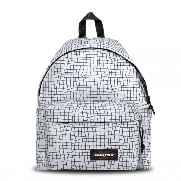 Eastpak Padded Pak'r Rugzak White Dance