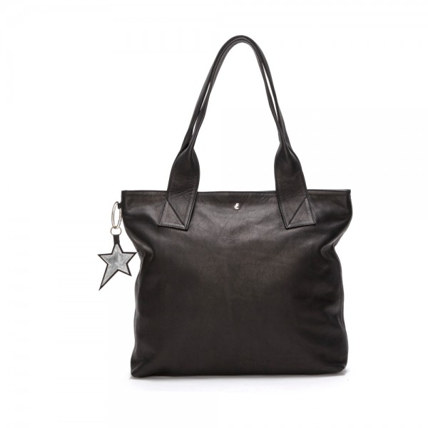 Fabienne Chapot Rocking Shopper Cashmere Black