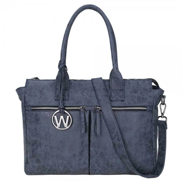 Wimona Catarina Dames Laptoptas dark blue