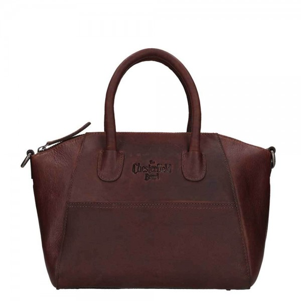 Chesterfield Alexa Shoulderbag brown