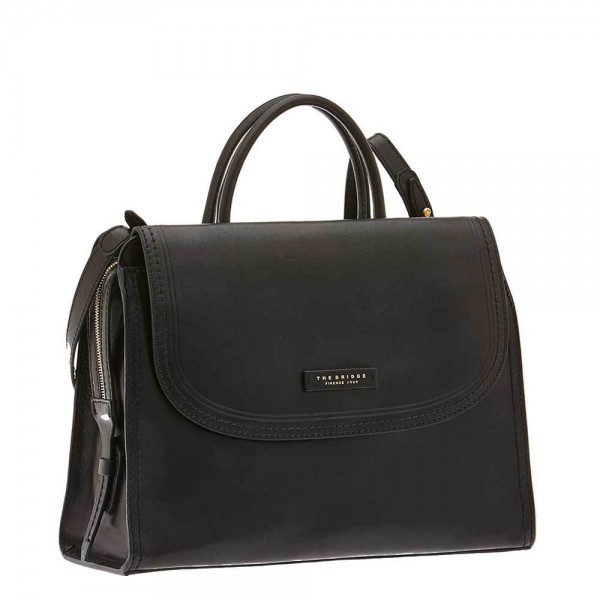 The Bridge Pearl District Dual Function Bag black - gold