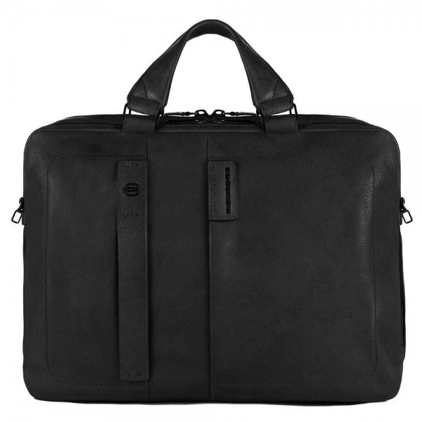 Piquadro P15Plus Computer Briefcase black