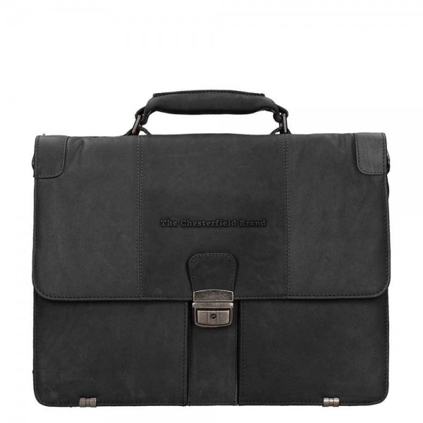 Chesterfield Joe Shoulderbag zwart