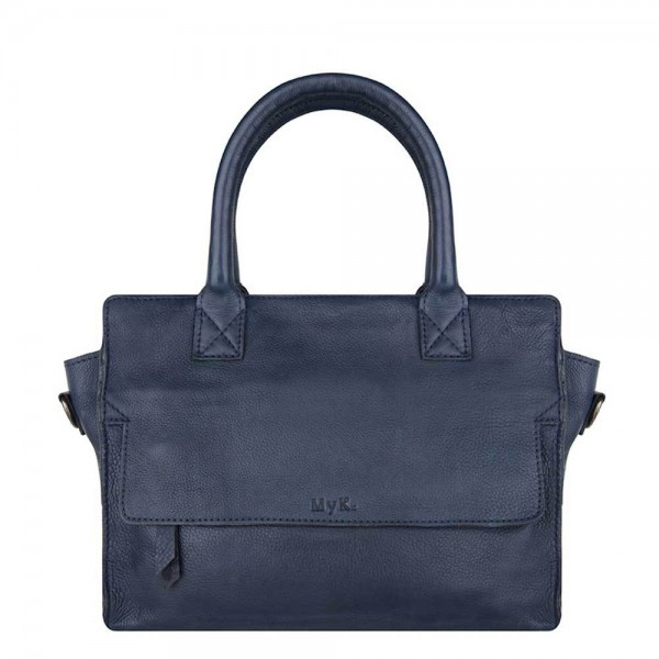 MyK. Cityhopper Bag midnight blue