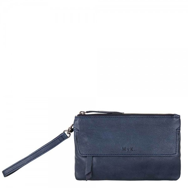MyK. Wannahave Bag midnight blue