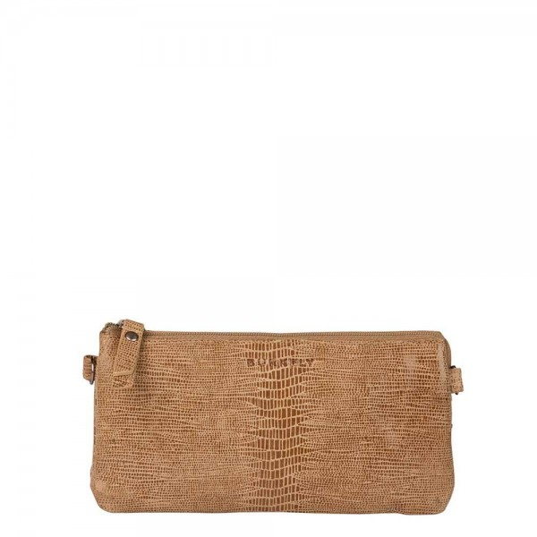 Burkely Lizard Mini Bag taupe