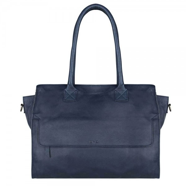 MyK. Mustsee Bag midnight blue