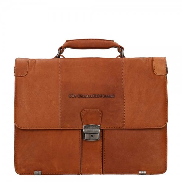 Chesterfield Joe Shoulderbag cognac