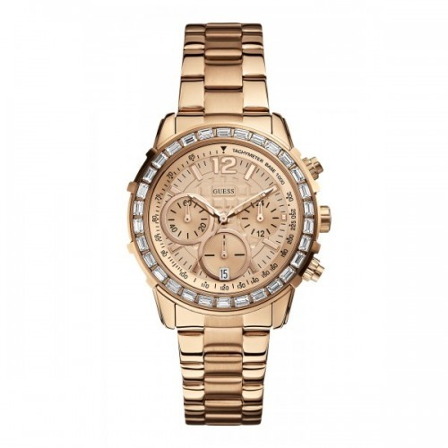 Guess Lady B W0016L5 dames horloge