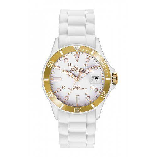 S. Oliver SO-2735-PQ Dames horloge